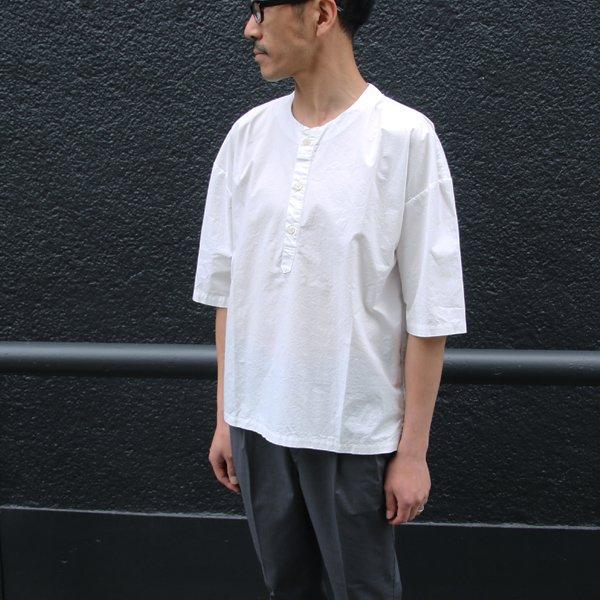 画像2: タイプライタージンベエTOPSシャツ【MADE IN JAPAN】『日本製』/ Upscape Audience