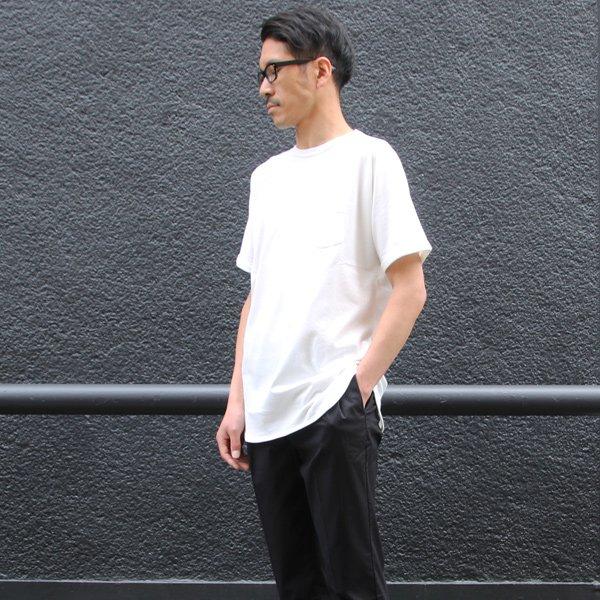 画像2: コーマ天竺ロールアップS/SビッグTEE【MADE IN JAPAN】『日本製』/ Upscape Audience