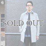 Wフェイスウールビーバーステンカラーコート 【送料無料】 / Audience