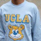 """More photos1: UCLA""""UCLA BERA"""" 6oz米綿丸胴L/S Tee/ Audience【2019年2月中旬頃入荷】"""