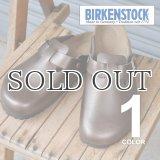 【価格改定】BOSTON(ボストン)スリップオンサンダル Smooth Leather - 860691 / BIRKENSTOCK