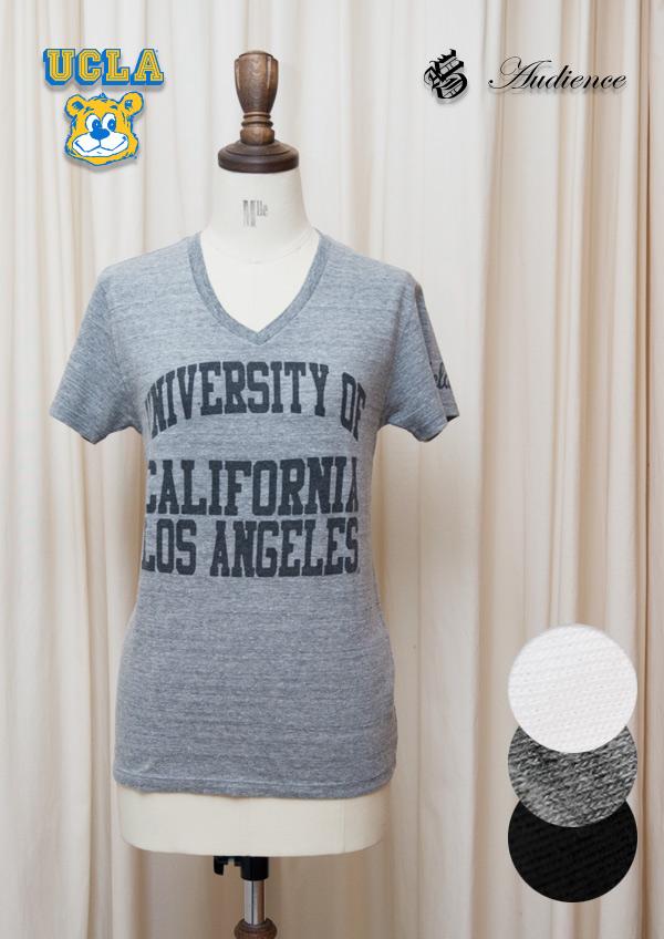 ucla university of california los angeles 三素材混カレッジプリント